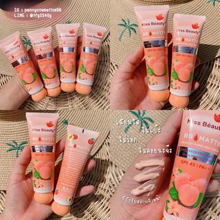 Kem Nền BB Matte Peachy Cream 2in1 Kiss Beauty No.58944-03 (Chống nắng SPF45 PA++ và Che khuyết điểm) thumbnail