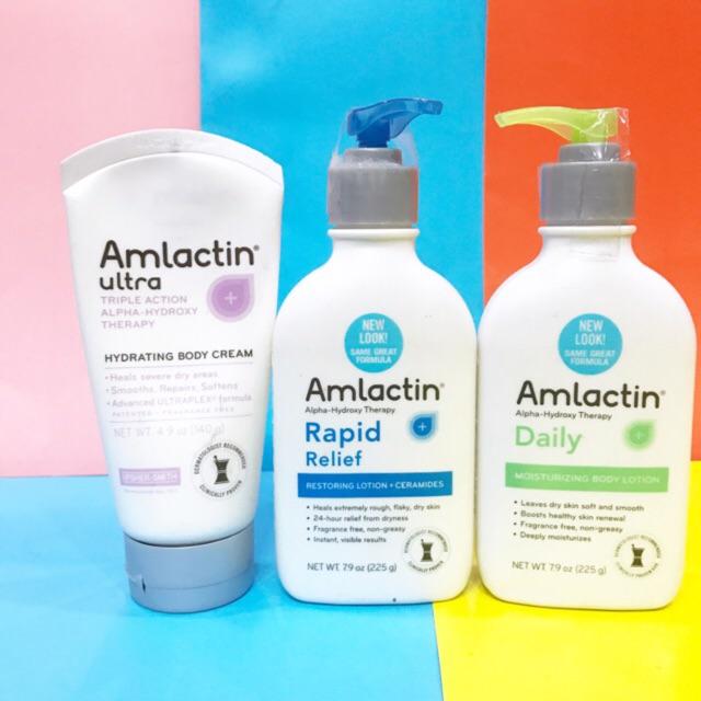 Kem dưỡng ẩm body AmLactin Alpha-Hydroxy Therapy 225ml - 2675440 , 365074470 , 322_365074470 , 280000 , Kem-duong-am-body-AmLactin-Alpha-Hydroxy-Therapy-225ml-322_365074470 , shopee.vn , Kem dưỡng ẩm body AmLactin Alpha-Hydroxy Therapy 225ml