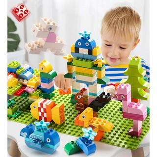 Lego Minecraft -Nhựa siêu đẹp-chất lượng tuyệt vời-miếng ghép phù hợp cho trẻ từ 3 đến 8 tuổi-100 miếng gép hộp giấy