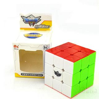 COD ❤ 3x3x3 Magic Cube Super Fast Smooth Speed 3×3 Puzzle Puzzle Twist Toy Gifts 574