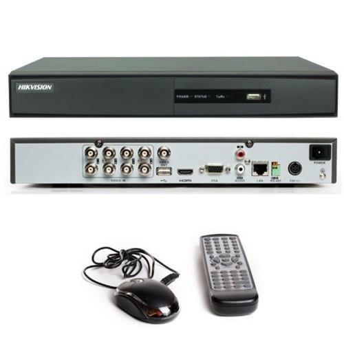 Đầu ghi hình 8 kênh HD-TVI HIKVISION DS-7208HGHI-F1/N -- Chính hãng, bảo hành 24 tháng giá rẻ