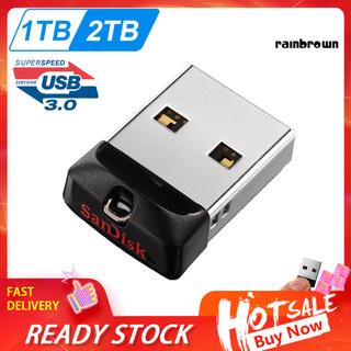 USB 3.0 Portable 1/2TB Large Memory U Disk Data Storage Pendrive Flash Drive /RXDN/