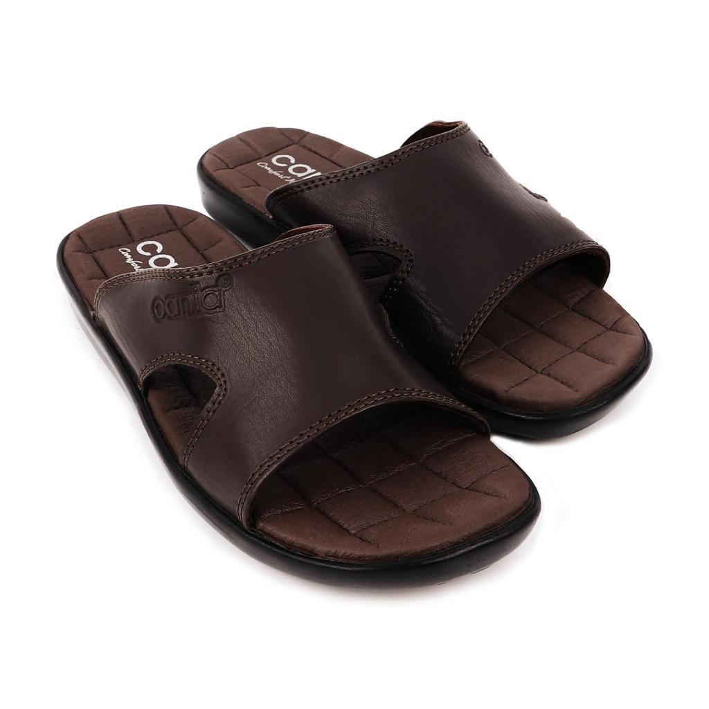 รองเท้าแตะ CANIA (คาเนีย) รุ่น CN52071 สีน้ำตาลองเท้าแตะ CANIA (คาเนีย) รุ่น CN52071 สีน้ำตาล