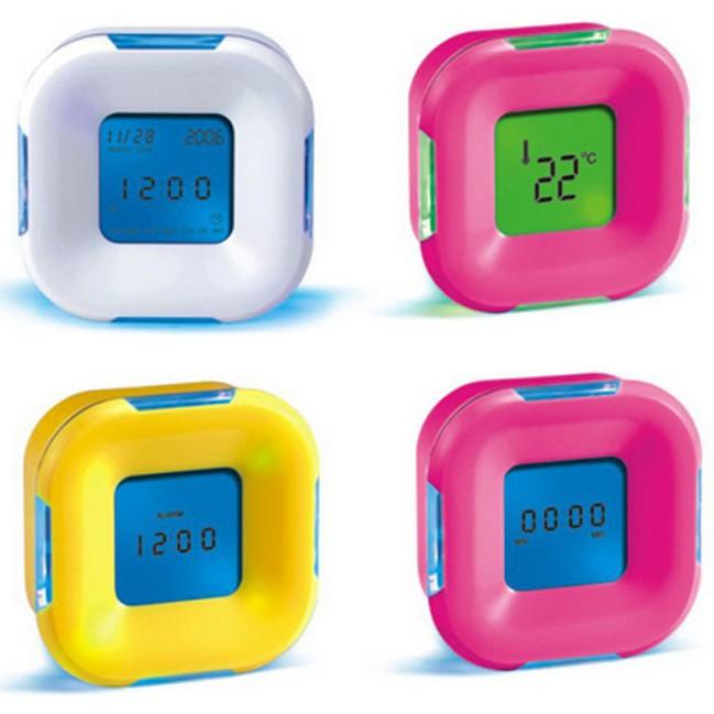 Nơi bán Đồng hồ LED báo thức + Lịch + Nhiệt độ 4 trong 1 vô cùng tiền lợi