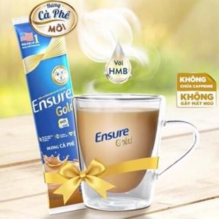 100 gói ensure glod vị cà phê
