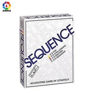 Bộ đồ chơi Sequence vui nhộn độc đáo thumbnail