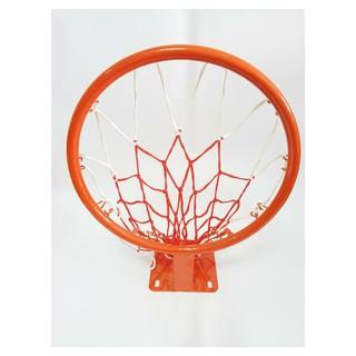 Khung vành bóng rổ TẶNG LƯỚI cho banh bóng rổ số 3,5, 6, số 7 tập luyện thi đấu sơn tĩnh điện, Hàng tốt thumbnail