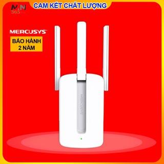 Kích Sóng WiFi Mercusys 3 Râu Tốc Đô Cực Mạnh 300Mbps (Bảo hành 24 tháng)