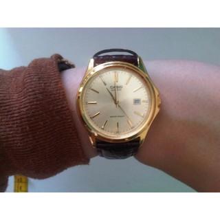 Đồng hồ nam dây da Casio chính hãng Anh Khuê MTP-1183Q-9ADF