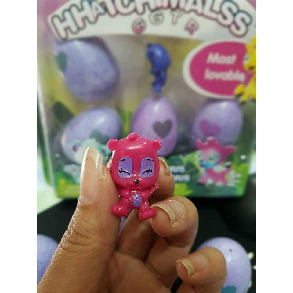 đồ chơi ấp trứng nở Hatchimals