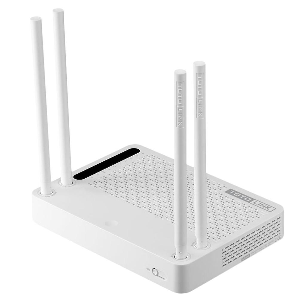 [Mã SKAMPUSHA7 giảm 8% đơn 250k]Bộ Phát Wifi Chuẩn AC Tốc Độ 1200Mbps Mở Rộng Sóng TotoLink A3002RU v2- Hàng chính hãng