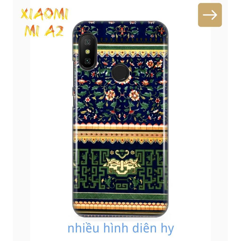 Ốp Lưng Xiaomi Mi A2 (6X) Diên Hi Công Lược