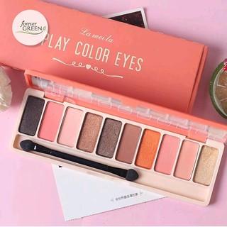 Bộ Trang Điểm Phấn Mắt Lameila Play Color Eyes FG025 thumbnail