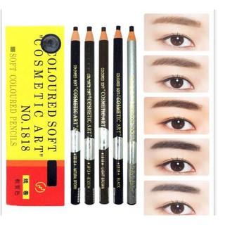 Combo 12 cây chì xé Coloured soft cosmetic art NO.1818 Siêu bền [ Cam kết hàng chuẩn nội địa - Trung ] thumbnail