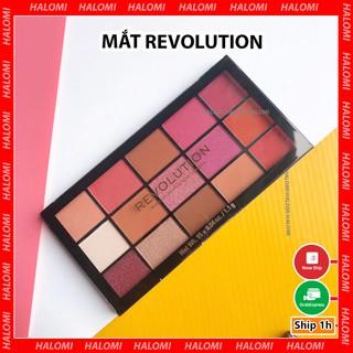 Bảng phấn mắt Makeup Revolution 15 ô Reloaded Eyeshadow Palette Neutrals 2 thumbnail