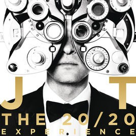 Justin Timberlake - The 20/20 Experience Part 1 - Đĩa CD