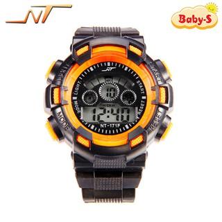 Đồng hồ điện tử nam và trẻ em đeo tay phong cách thể thao NT171F Baby-S SDH018 thumbnail