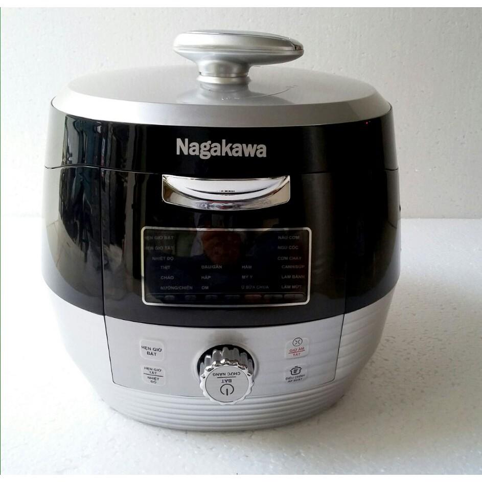 Nồi áp suất điện 5 lít Nagakawa NAG0201