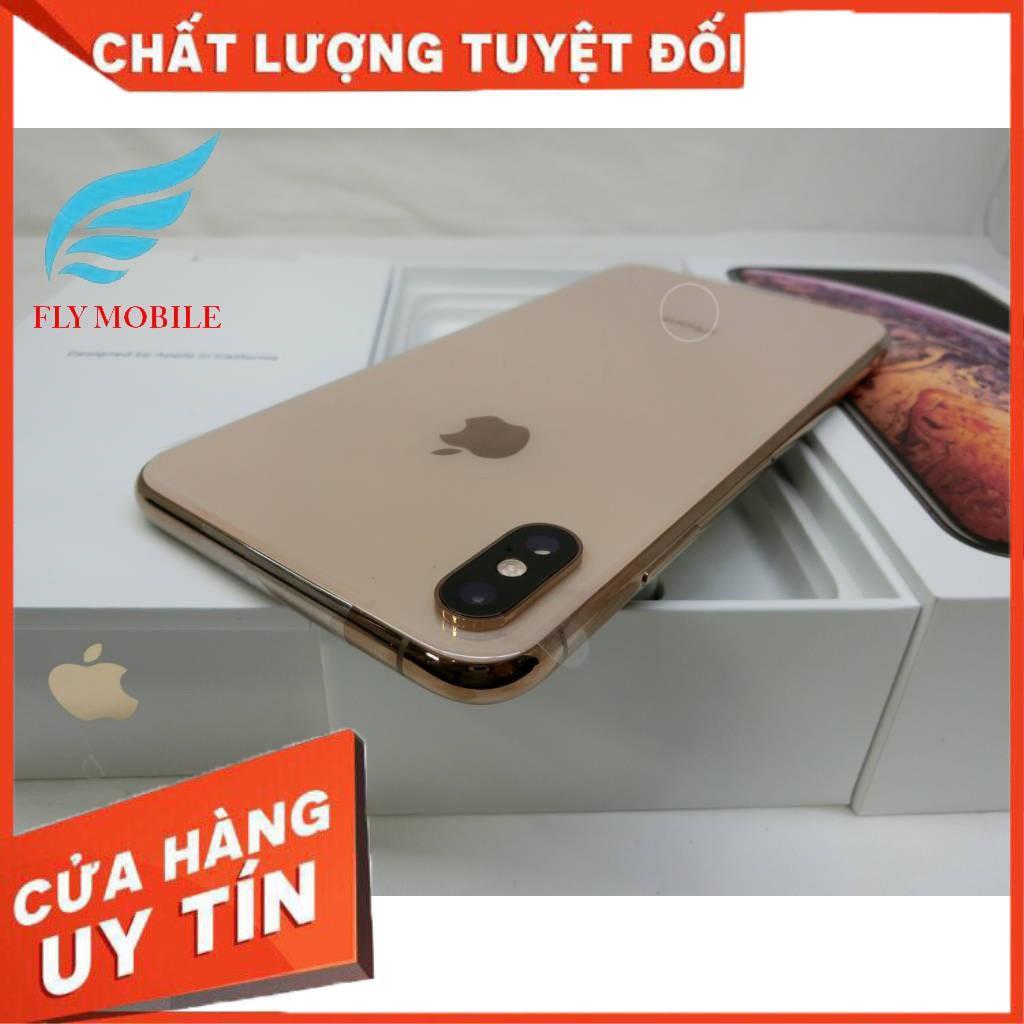 [ Chính hãng] Điện thoại iPhone XS Max Quốc tế 256GB, 64GB bản Mỹ, màu Gold, Trắng, Đen giá tốt