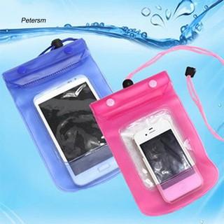 Túi Đựng Điện Thoại Chống Thấm Nước Tiện Dụng Cho Iphone Samsung