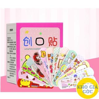 Băng dán y tế URGO Cute Hộp 100 miếng, Băng Gâu Dễ Thương thumbnail