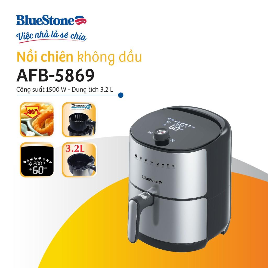 Nồi chiên không dầu điện tử BlueStone 3.2L AFB-5869