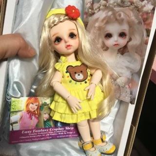 Fullset Búp bê BJD legit – BJD 1/8 legit – Hãng Gem of Doll