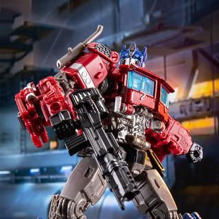 Đồ chơi mô hình Transformer Optimus SS38 KO BlackMamba