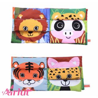 Objects Face Matching Book Early Learning Toy Book Book Cognitive Stereo Book