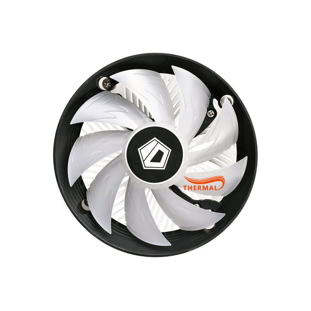 Quạt tản nhiệt CPU ID-Cooling DK-03i RGB PWM - Hiệu ứng RGB cầu vồng đẹp, hiệu năng tốt