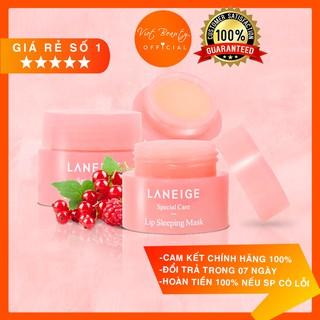 [Mã COS1212 giảm 8% đơn 250K] ( HOT SALES ) Mặt nạ ngủ cho môi Laneige Lip Sleeping Mask Berry 3g - Miniature thumbnail