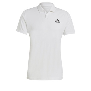 adidas TENNIS Áo Polo Tennis HEAT.RDY Nam Màu trắng GL5813 thumbnail
