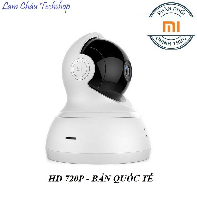 Camera IP giám sát Yi Home Dome quay 360 độ HD 720P - Bản Quốc tế Tiếng Anh - Phân Phối DGW - 14860521 , 2410923769 , 322_2410923769 , 1020000 , Camera-IP-giam-sat-Yi-Home-Dome-quay-360-do-HD-720P-Ban-Quoc-te-Tieng-Anh-Phan-Phoi-DGW-322_2410923769 , shopee.vn , Camera IP giám sát Yi Home Dome quay 360 độ HD 720P - Bản Quốc tế Tiếng Anh - Phân