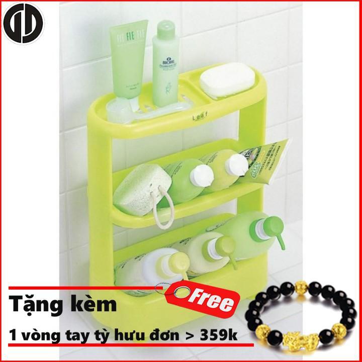 [Giá Rẻ Nhất] Giá để đồ dùng nhà tắm 3 tầng màu xanh - 14919683 , 2409090721 , 322_2409090721 , 208000 , Gia-Re-Nhat-Gia-de-do-dung-nha-tam-3-tang-mau-xanh-322_2409090721 , shopee.vn , [Giá Rẻ Nhất] Giá để đồ dùng nhà tắm 3 tầng màu xanh