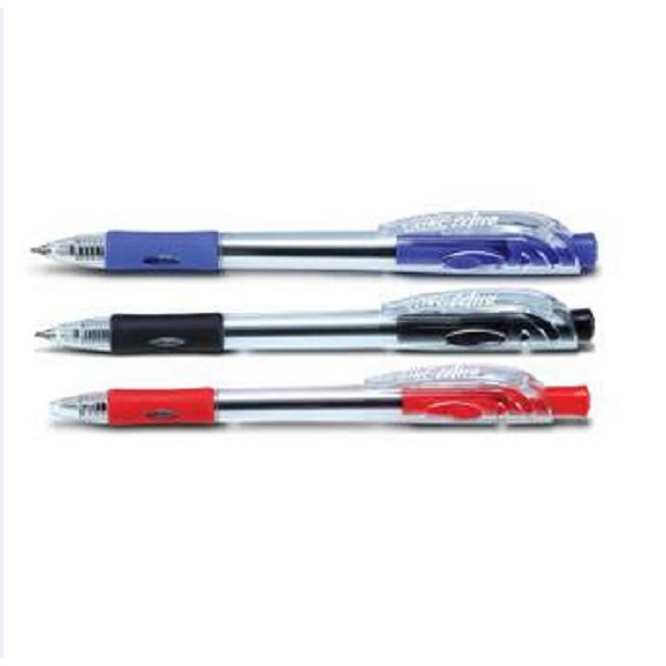 Combo 2 bút bi bấm 0.7mm LINC Ultra Click từ Ấn Độ