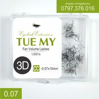 Mi Lụa 3D Size Hiếm 8mm, 16mm, 17mm, 18mmm, 19mm, 20mm thumbnail