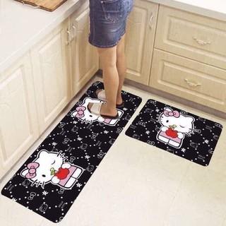 Bộ thảm bếp 2 tấm chống trượt thumbnail