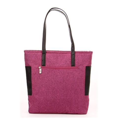 แฟชั่นไหล่กระเป๋าสตรีผ้าใบกระเป๋าซิปกระเป๋าแฟ้มผู้ชาย A4 กระเป๋าเอกสารเครื่องใช้