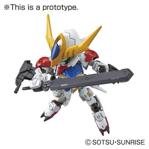 Mô hình SD Gundam EX-Standard Barbatos Lupus