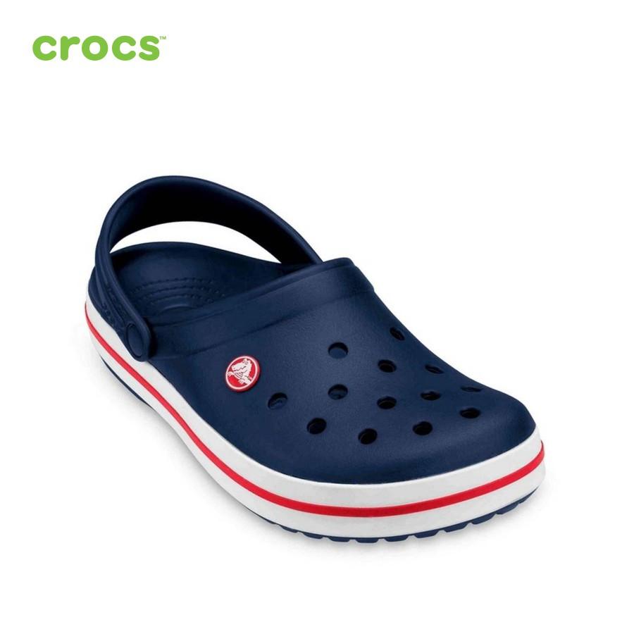 Giày Lười Unisex Crocs CROCBAND NAVY 11016-410