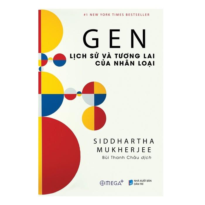 [Mã BMHOT11 giảm 15% đơn 99K] Sách - Gen: Lịch Sử Và Tương Lai Của Nhân Loại