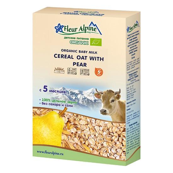 Bột pha sữa Organic yến mạch nguyên cám và lê 200g - 3402995 , 852184470 , 322_852184470 , 119000 , Bot-pha-sua-Organic-yen-mach-nguyen-cam-va-le-200g-322_852184470 , shopee.vn , Bột pha sữa Organic yến mạch nguyên cám và lê 200g