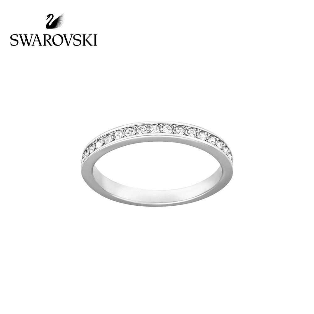 【ชุดเรนโบว์】Swarovski RARE versatile index finger ring female simple ring jewe