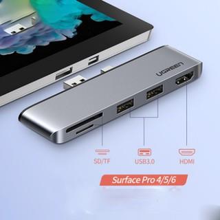 Cổng chuyển gắn Surface Pro 4,5,6 Ugreen 70338