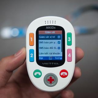 Điện thoại định vị cho trẻ em Viettel MKIDs