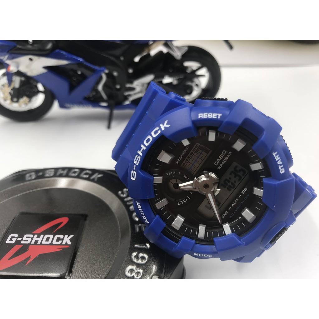 แท้ Casio g-shock GA-700นาฬิกาสำหรับกีฬาแฟชั่น