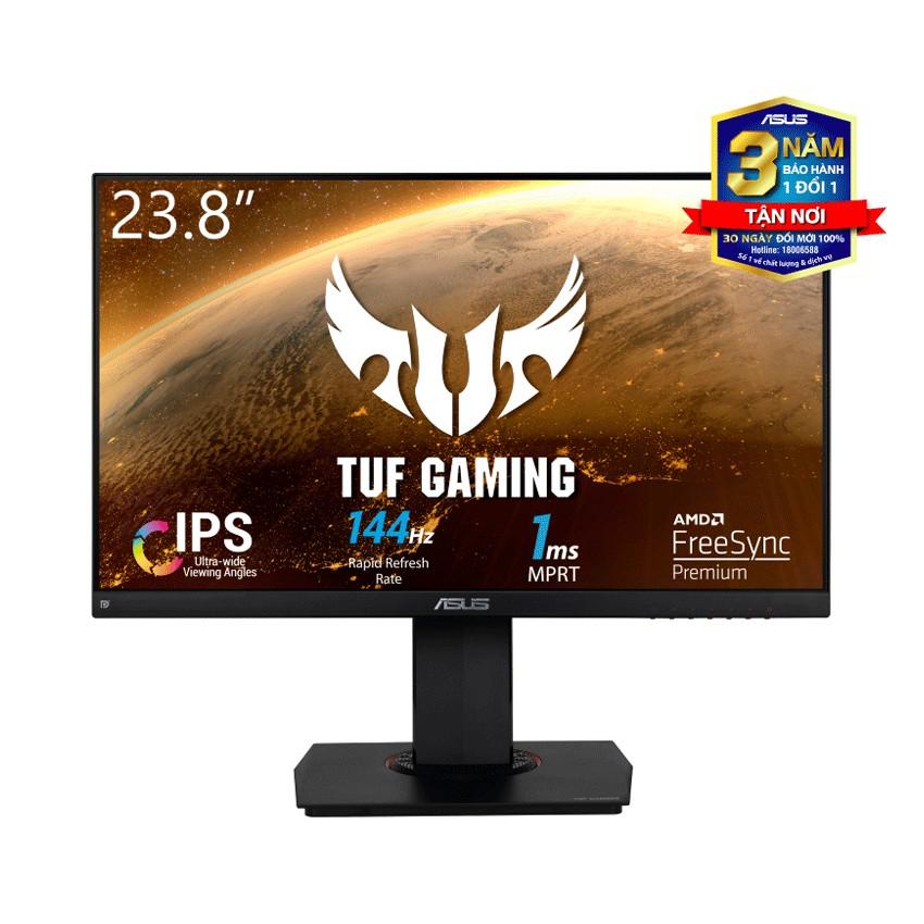 Màn hình ASUS TUF GAMING VG249Q (23.8 inch/FHD/IPS/144Hz/1ms/G-Sync Compatible)