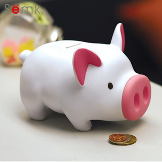 Piggy Bank Piggy Cute Cartoon Decoration Creative Silicone Pig Piggy Bank Factory
