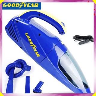 Máy hút bụi cầm tay khô và ướt thương hiệu cao cấp Goodyear GY-2896 - Công suất: 90W - Lực hút chân không: 1000mbar