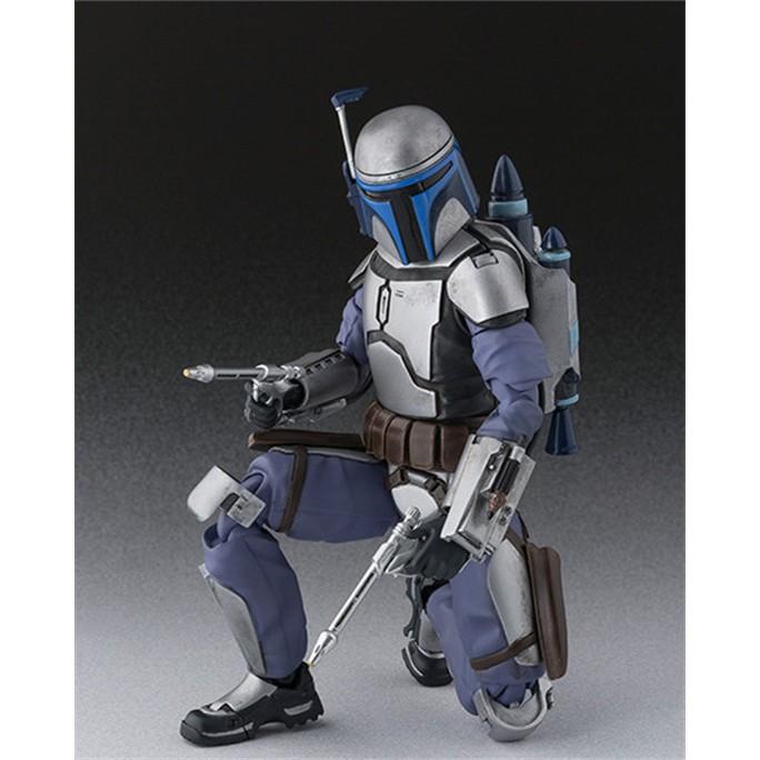 Mô Hình Nhân Vật Jango Fett Trong Star Wars